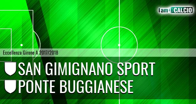 San Gimignano - Ponte Buggianese