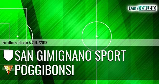 San Gimignano - Poggibonsi