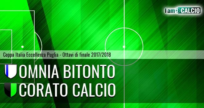 Omnia Bitonto - Corato Calcio