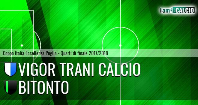 Vigor Trani Calcio - Bitonto