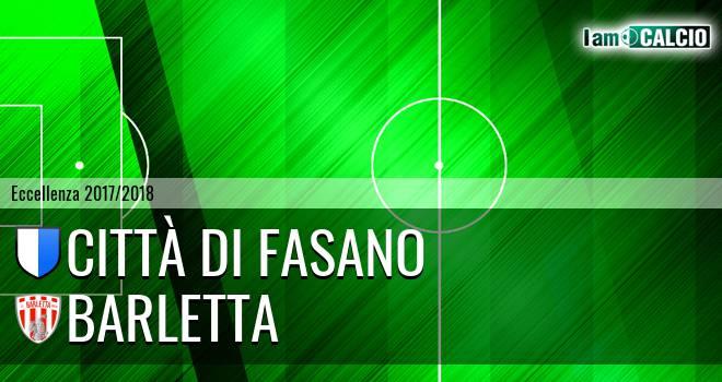 Città di Fasano - Barletta