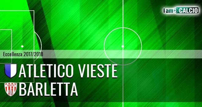 Atletico Vieste - Barletta