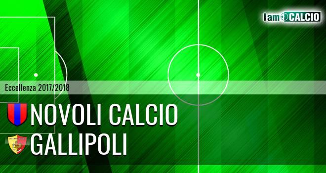 Novoli Calcio - Gallipoli