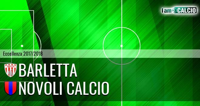 Barletta - Novoli Calcio
