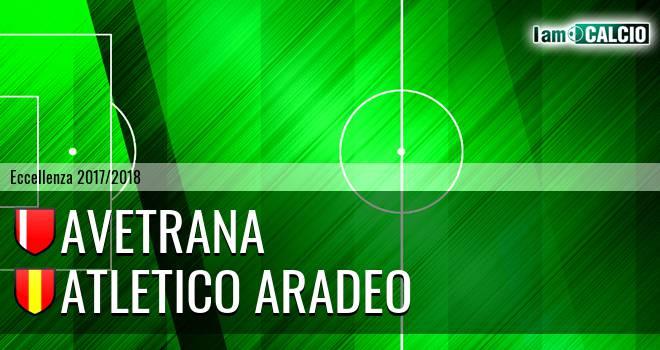 Avetrana - Atletico Aradeo