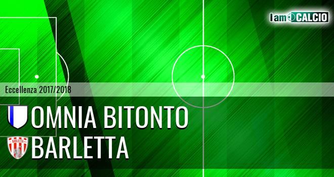 Omnia Bitonto - Barletta