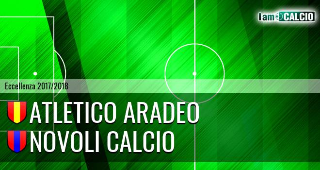 Atletico Aradeo - Novoli Calcio