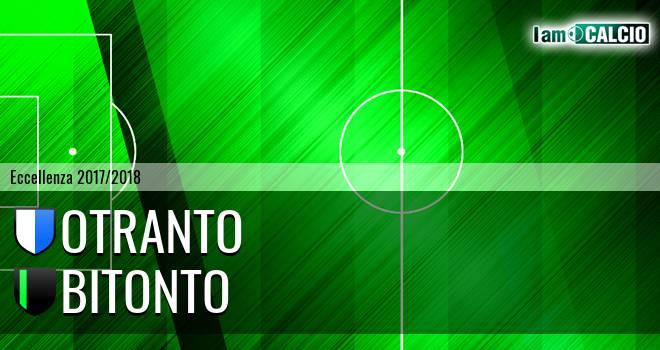 Otranto - Bitonto