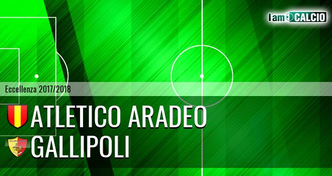 Atletico Aradeo - Gallipoli