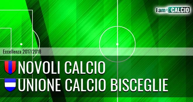 Novoli Calcio - Unione Calcio Bisceglie