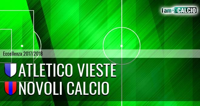 Atletico Vieste - Novoli Calcio