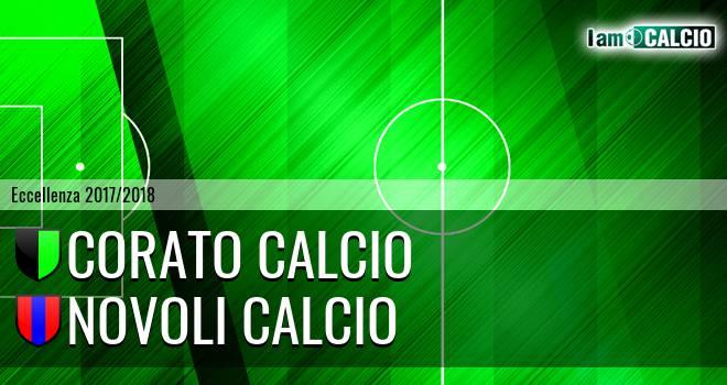 Corato Calcio - Novoli Calcio