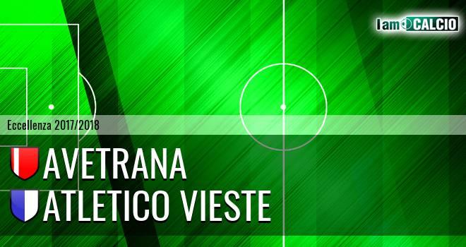 Avetrana - Atletico Vieste