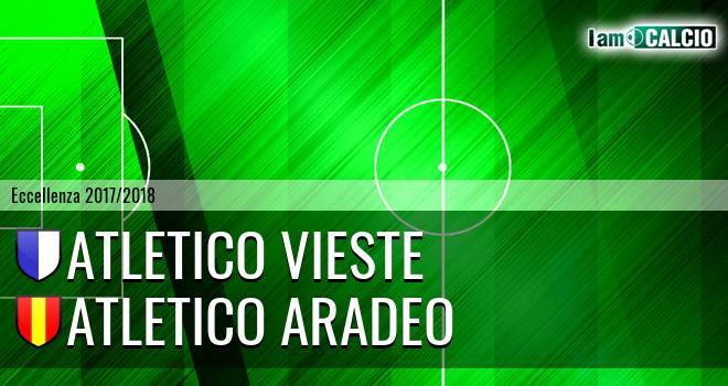 Atletico Vieste - Atletico Aradeo