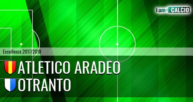 Atletico Aradeo - Otranto