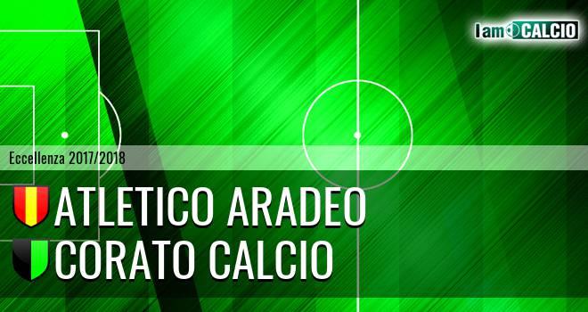 Atletico Aradeo - Corato Calcio
