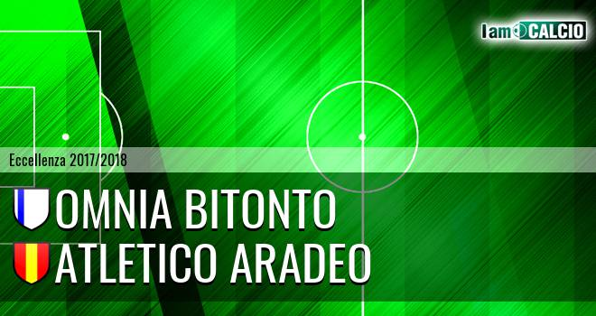 USD Bitonto - Atletico Aradeo