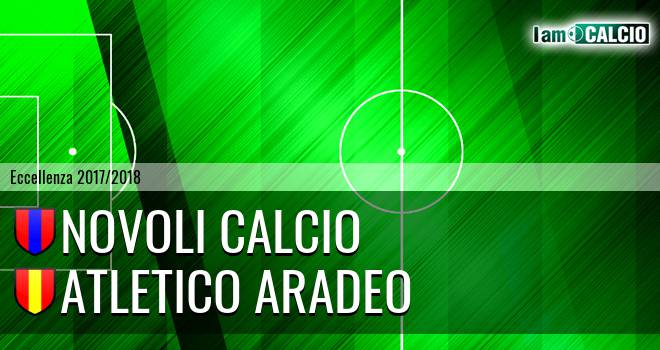 Novoli Calcio - Atletico Aradeo