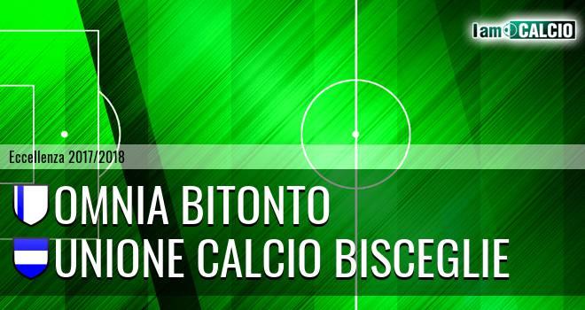 Omnia Bitonto - Unione Calcio Bisceglie