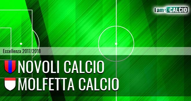 Novoli Calcio - Molfetta Calcio