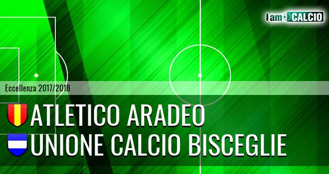 Atletico Aradeo - Unione Calcio Bisceglie