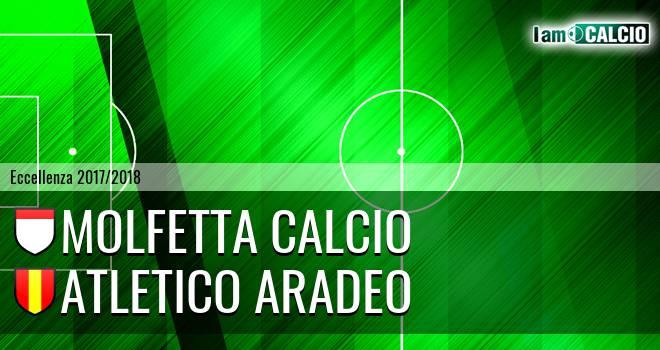 Molfetta Calcio - Atletico Aradeo