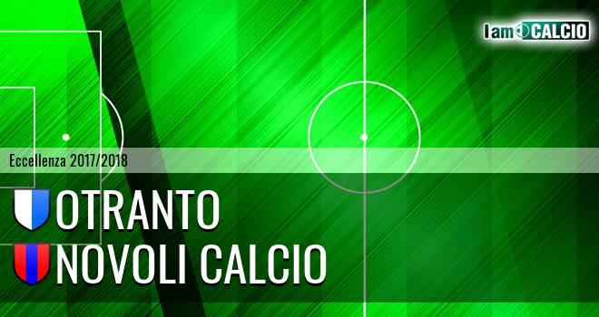 Otranto - Novoli Calcio