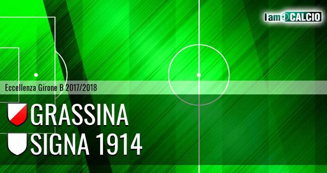 Grassina - Signa 1914