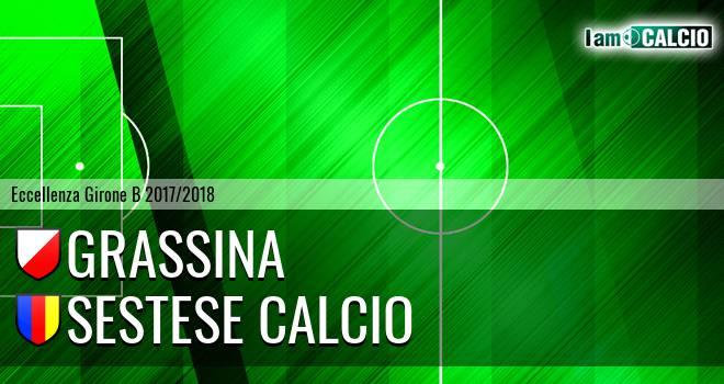 Grassina - Sestese Calcio