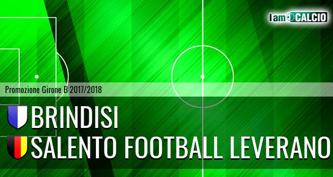 Brindisi - Salento Football Leverano