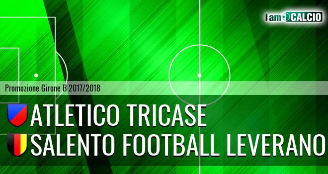 Atletico Tricase - Salento Football Leverano