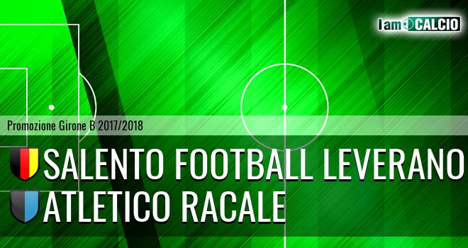 Salento Football Leverano - Atletico Racale