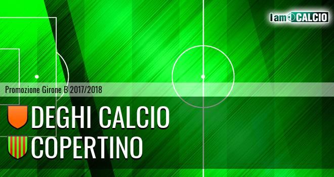 Deghi Calcio - Copertino