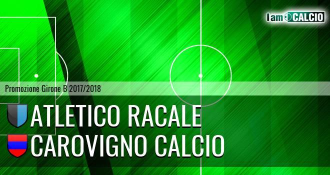 Atletico Racale - Carovigno Calcio