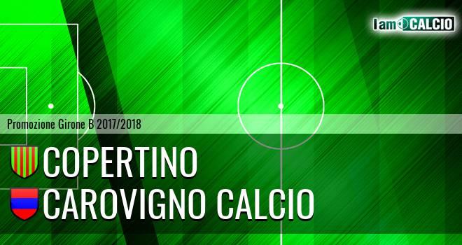 Copertino - Carovigno Calcio