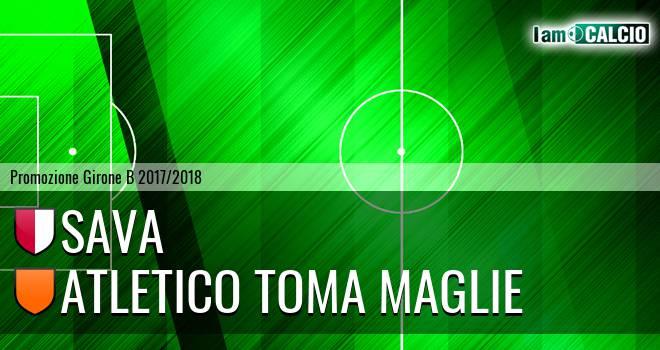 Sava - Atletico Toma Maglie