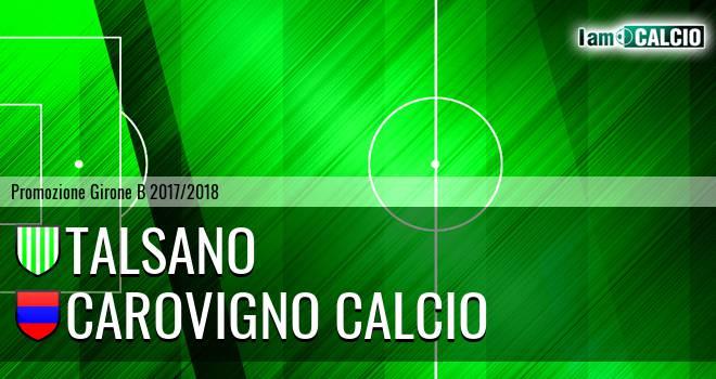 Talsano - Carovigno Calcio