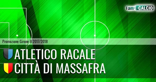 Atletico Racale - Città di Massafra