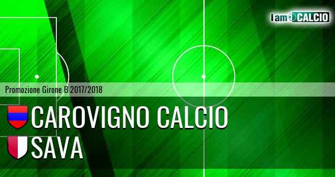 Carovigno Calcio - Sava