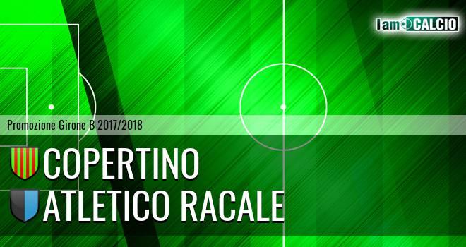 Copertino - Atletico Racale
