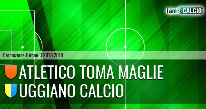 A. Toma Maglie - Uggiano Calcio