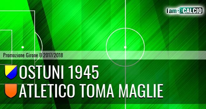 Ostuni 1945 - A. Toma Maglie