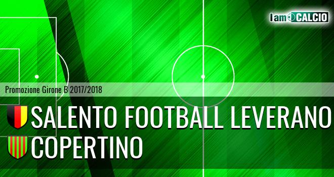 Salento Football Leverano - Copertino