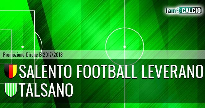 Salento Football Leverano - Talsano