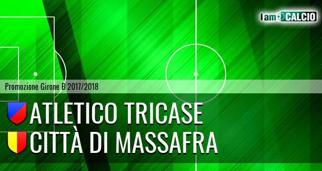 Atletico Tricase - Città di Massafra