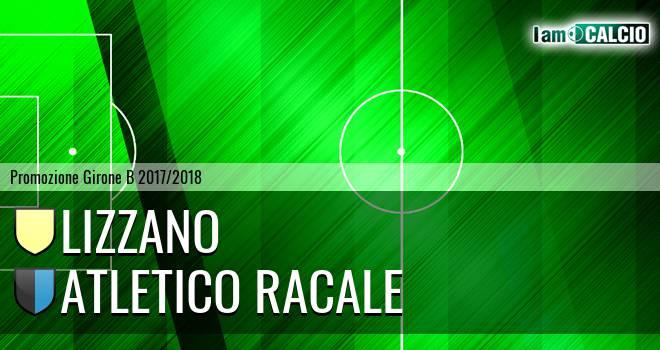 Lizzano - Atletico Racale