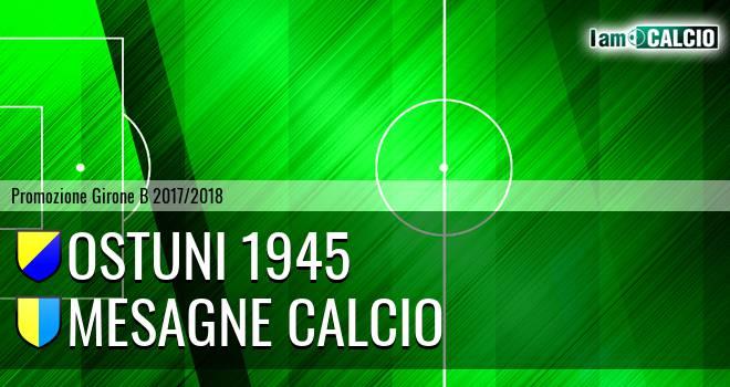 Ostuni 1945 - Mesagne Calcio