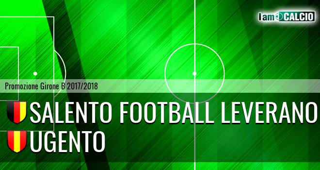 Salento Football Leverano - Ugento