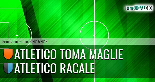 A. Toma Maglie - Atletico Racale