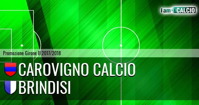 Carovigno Calcio - Brindisi